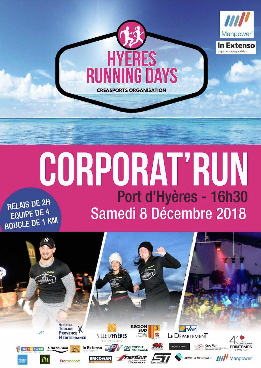 Corporat'Run HRD18 - 1/4