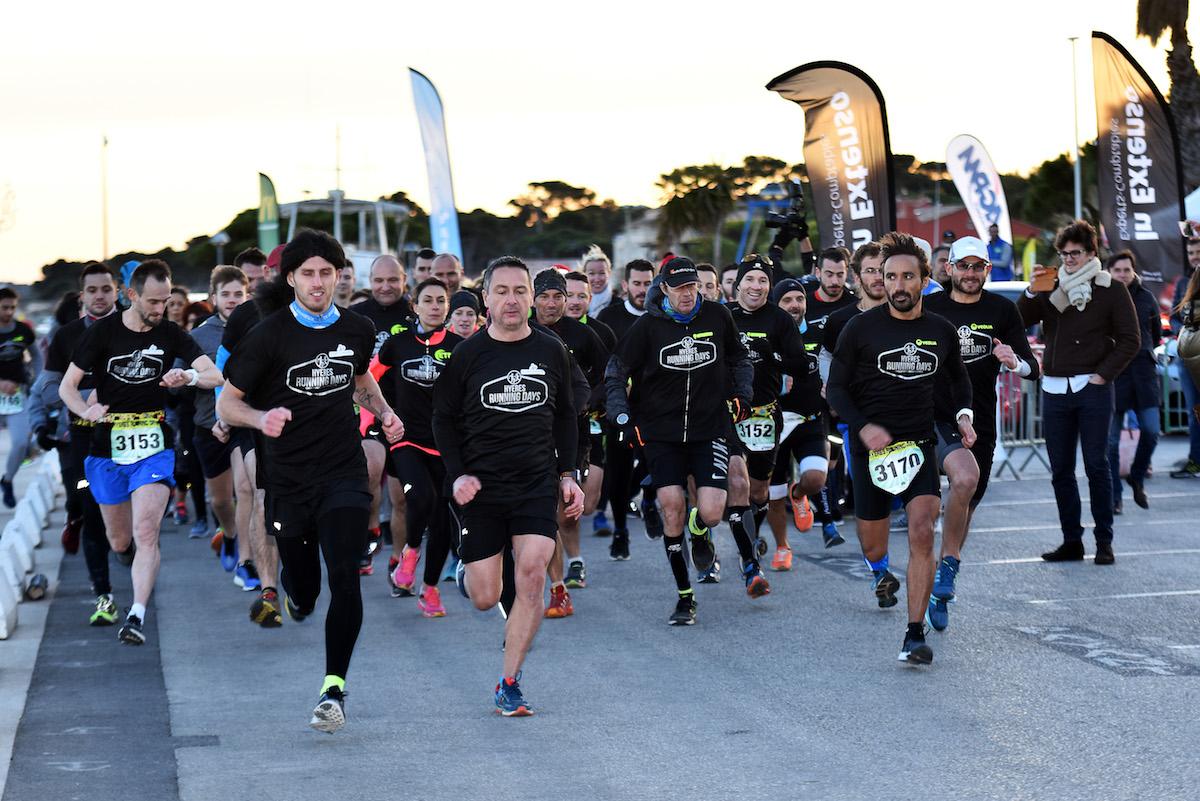 corporate run hyères running days course entreprise relais téléthon