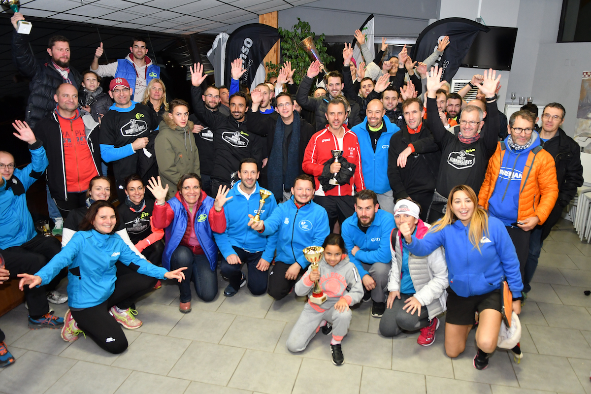 corporat'run hyères running days 2017