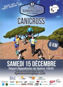 Canicross des Hyères Running Days 2018 #HRD18