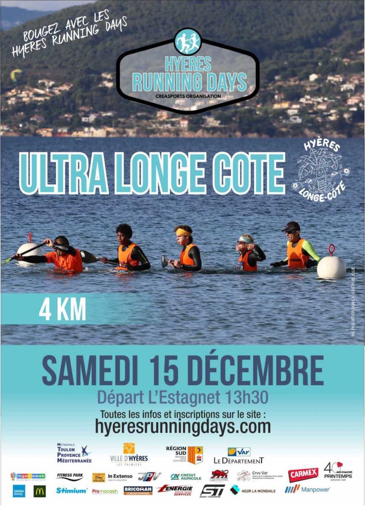 Longe cote des Hyères Running Days 2018 #HRD18