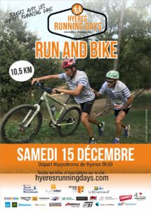 Run and Bike des Hyères Running Days 2018