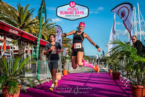 Prom'Hyères Hyères running days 2019