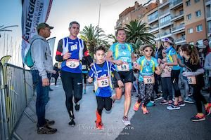 challenge parents enfants Hyères running days 2019