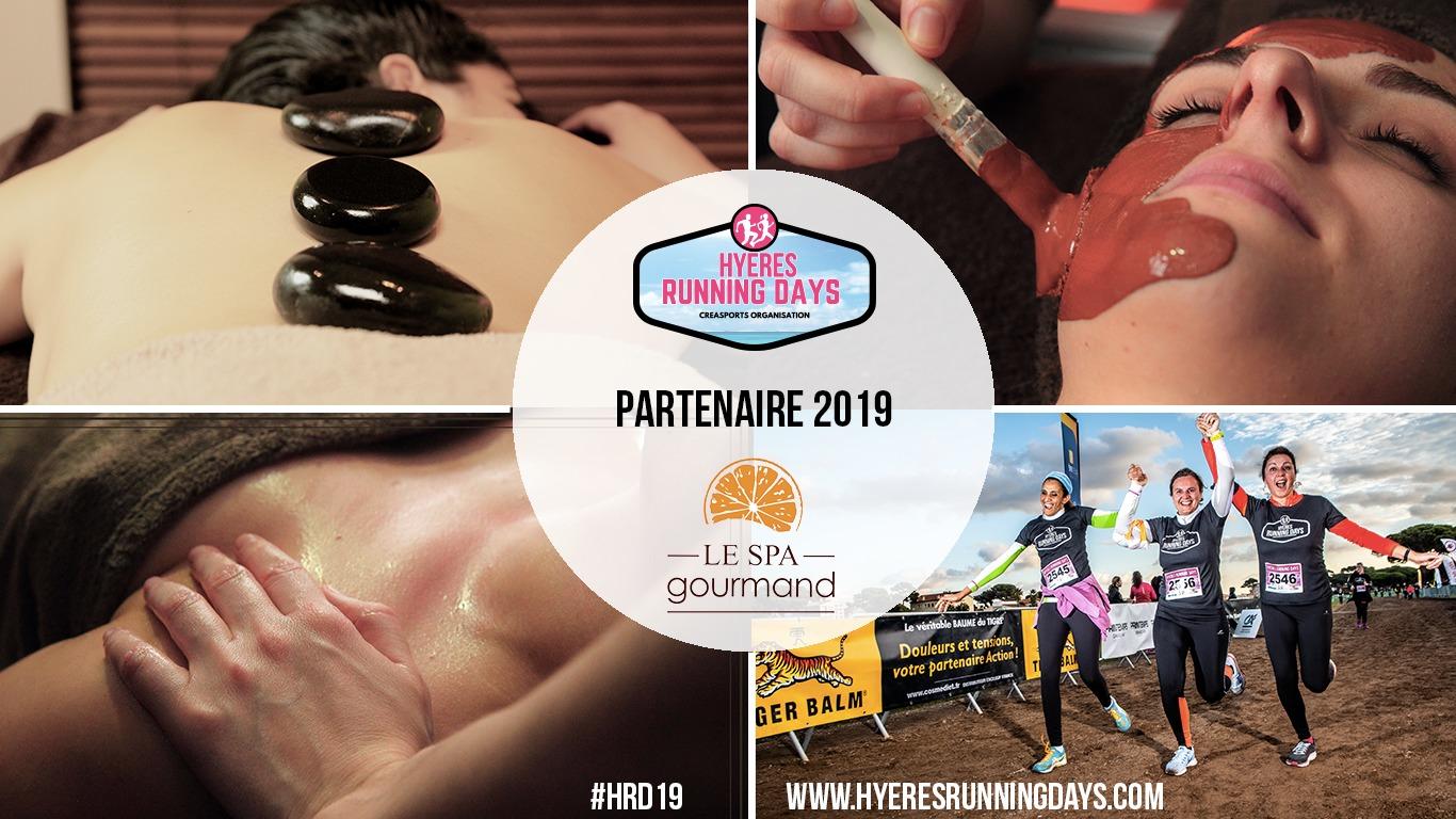 Le Spa Gourmand Partenaire Des Hyeres Running Days 2019 Hyeres